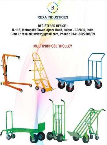 Industrial Luggage Trolleys in  Ajmer Road