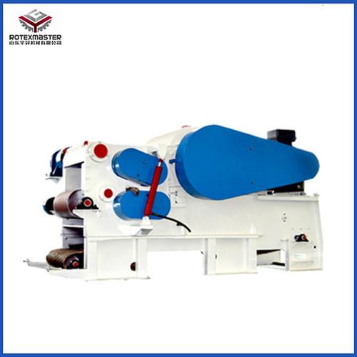 8-15ton/h Capacity Drum Wood Chipper Machine