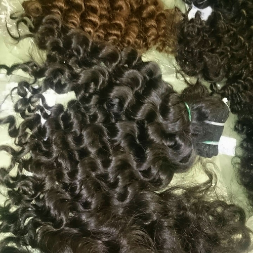 Unprocessed Machine Weft Hair in   Kolkata