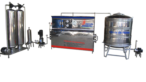 Mineral Water Packaging Plant in  Naroda