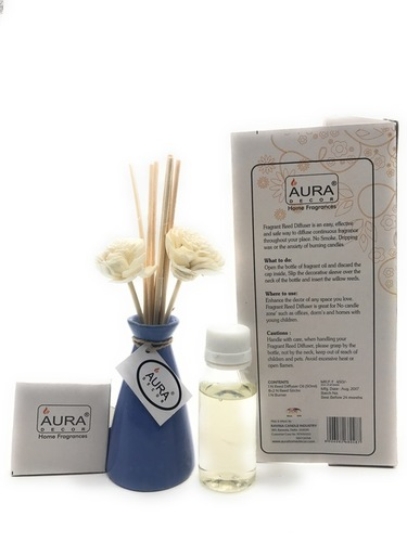 Auradecor Reed Diffuser Gift Set in  New Area