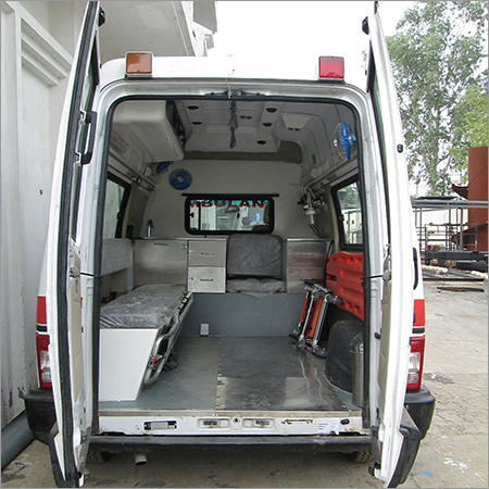 Patient Ambulance in  25-Sector