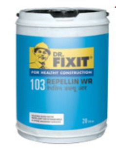 Repellin Wr - Silicone Based Water Repellent For Exterior Brick And Stone Masonry