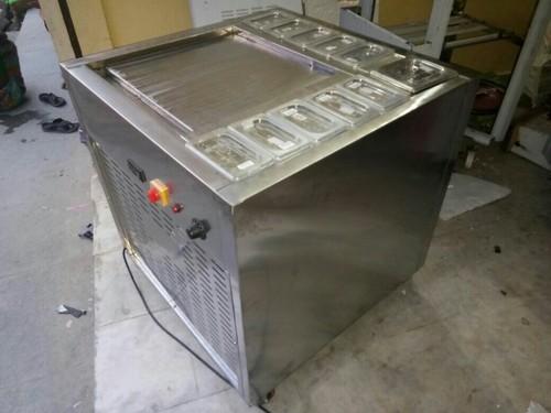 Pan Ice Cream Machine with Glass in  Qutubullapur