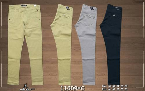 Cotton Trousers (11609) in  Isanpur