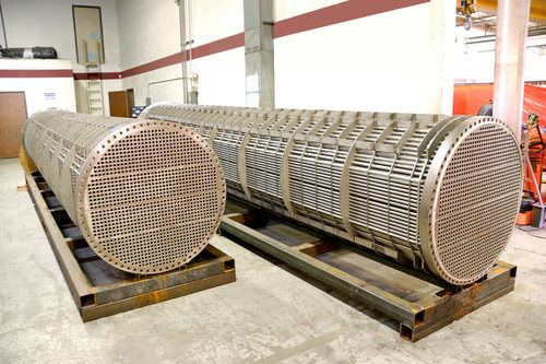 Heat Exchanger Tube Bundles