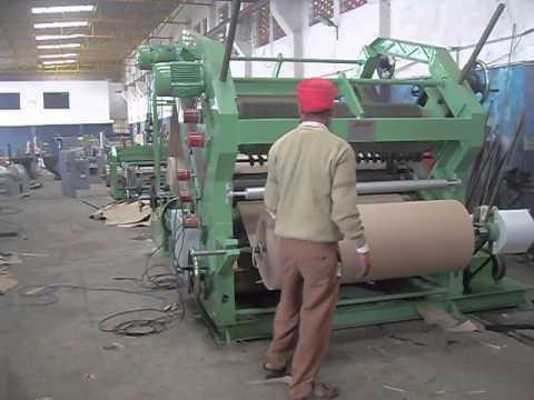 Corrugation Machines in  Libaspur