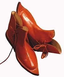Medieval Shoes in   Rampur Road