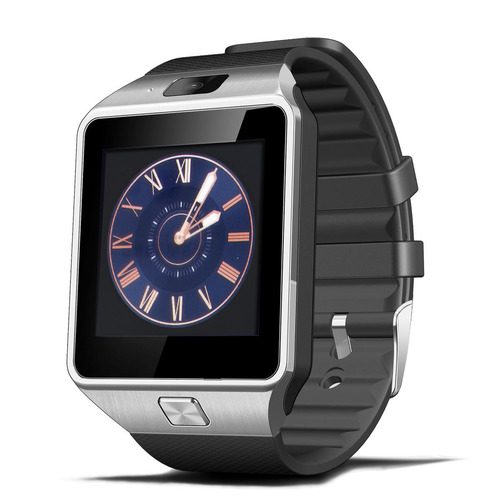 Dz09 Bluetooth Smart Watch With Sim Card Support Ios