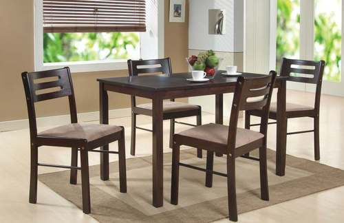 Jazz 4 Seater Dining Table And Chair Set