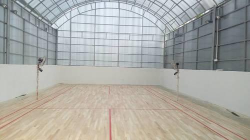 Indoor Sports Wooden Flooring in   Reengus