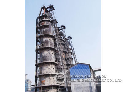 50 TPD Small Capacaity Lime Vertical Shaft Kiln