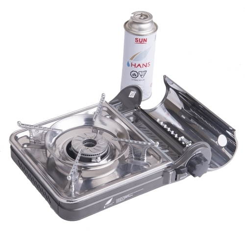 Camping Gas Stove Corrosion Free