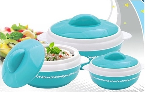 Plastic Insulated Hot Pot Casserole