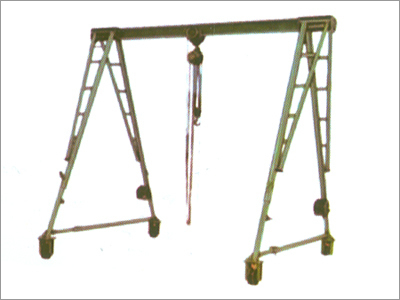 Manual Gantry Crane in  Saroorpur Industrial Area