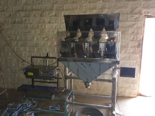 4 Head Linear Weigher Machines in  Station Road