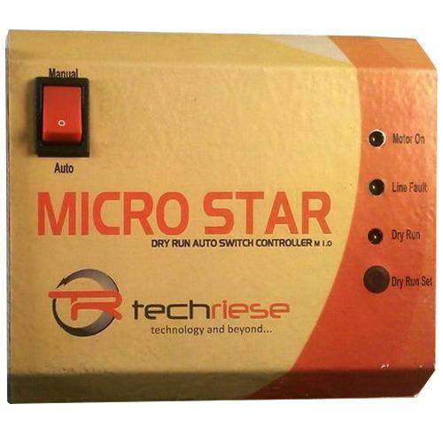 Micro Star Dry Run Auto Switch Controller in  Akurdi