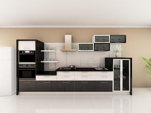 Acrylic Modular Kitchen in  Odhav