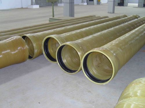 GRP Pipe in   Prince Anwar Shah Road