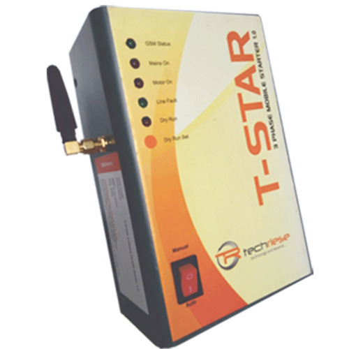 T Star 3 Phase Mobile Pump Starter in  Akurdi