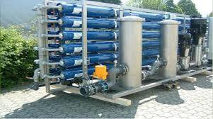 Reverse-Osmosis Plant