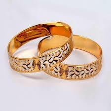 Gold Plated Bangle in  Sarafan Bazar