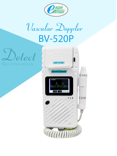 Portable Vascular Doppler With Printer (BV-520P) in   Nanshan Dist.