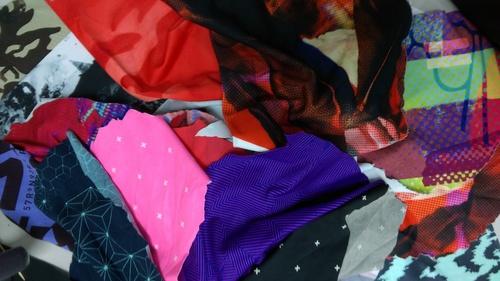 Printed Lycra Fabrics in   R.o.c.
