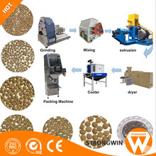 Automatic Shrimp Floating Fish Feed Production Line