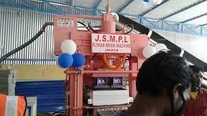 Brick Making Machine in   Par Dela
