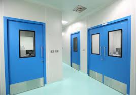 Clean Room Door in  Jeedimetla
