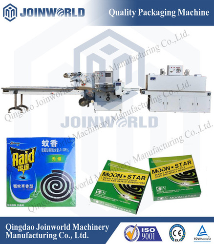 Automatic Mosquito Repellent Incense Packing Machine in   Sifang District
