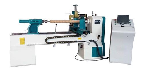 CNC Wood Lathe Machine  in  A.K. Road