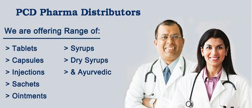 PCD Pharma Distributors in   Gali No- 4