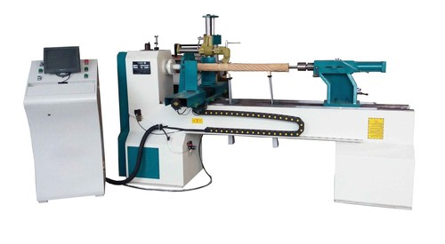 Quality Tested CNC Piller Carving Machine  in  A.K. Road