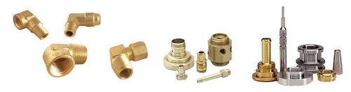 Brass Pneumatics Component
