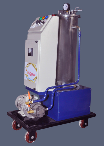 Electrostatic Oil Cleaner And Polisher in  Waliv-Vasai (E)