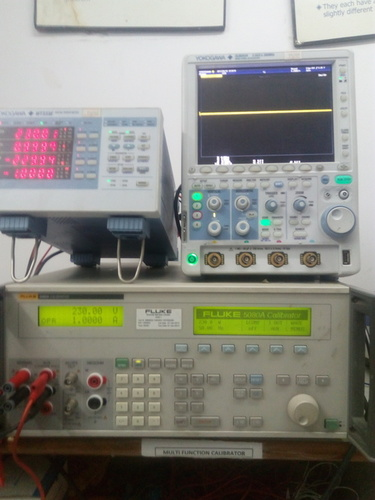 Quality Biomedical Equipment Calibration in  Nit Indl. Area