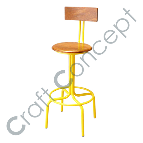 Yellow Bar Chair in  Sardarpura
