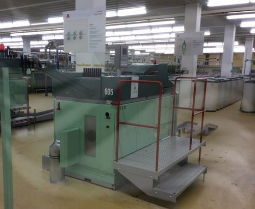 N6237/R2-1 X Rieter Rsb D40 Finisher Drawing Machine With Autoleveller