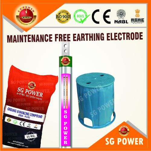 Quality Tested Earthing Electrode in  Arya Nagar