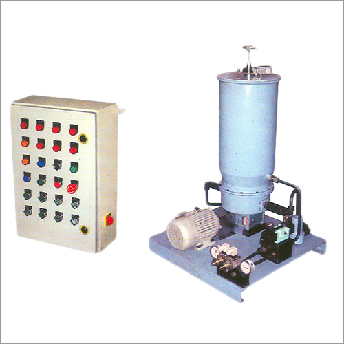 Dual Line Lubrication System in  Saroorpur Industrial Area