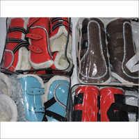 Horse Brushing Boots in  Kidwai Nagar