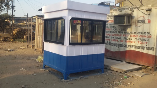 MS Security Cabin in  Mumbra-Thane (W)