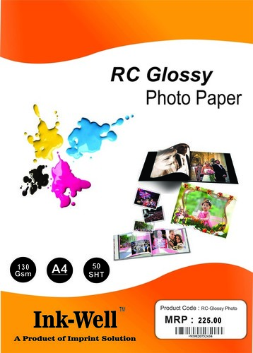 RC Glossy Paper in  Mulund (W)