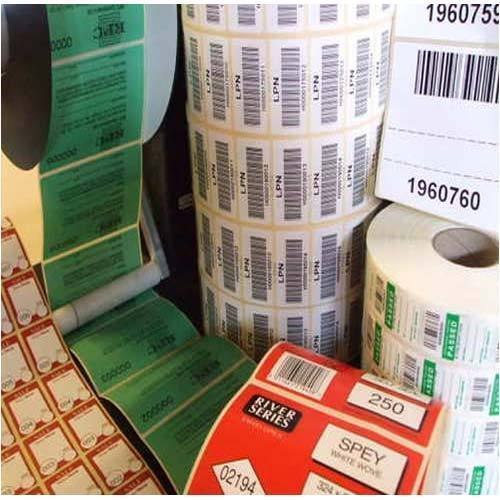 Printed Labels in  Okhla - I