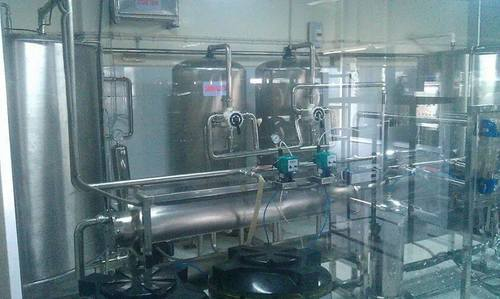 Industrial Mineral Water Plant in  10-Sector
