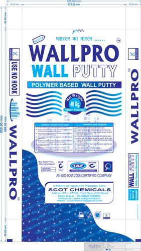 Scot Wallpro Polymer Base Wall Putty in  Sodala