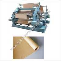 Reliable Single Face Paper Corrugation Machine in  24-Sector