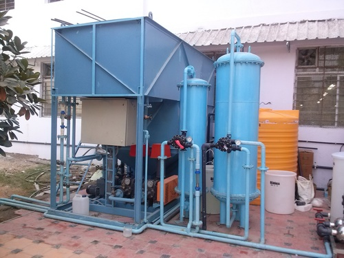 Sewage Treatment Plant in  Parvati